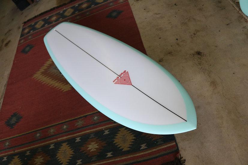 "5'10"" Night Train Surfboards"