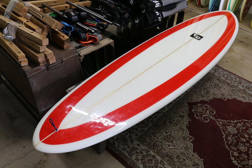 "7'4"" TC Surfboard"