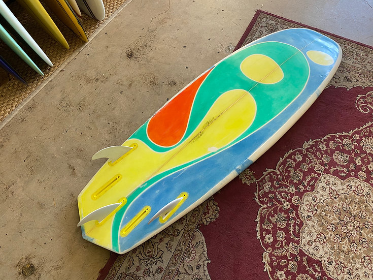 5'5 Walker Surfboards