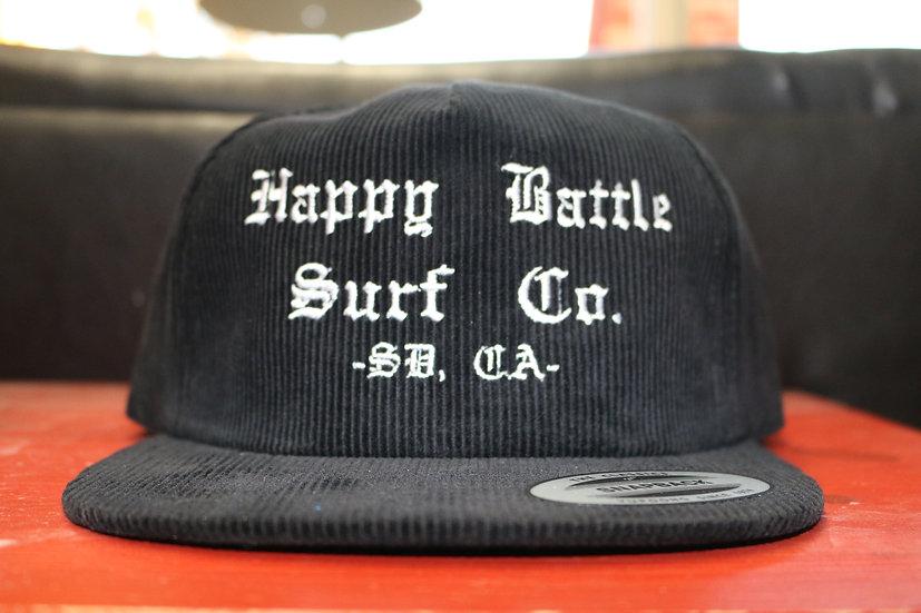 HB Surf Co. Original Cap - Corduroy
