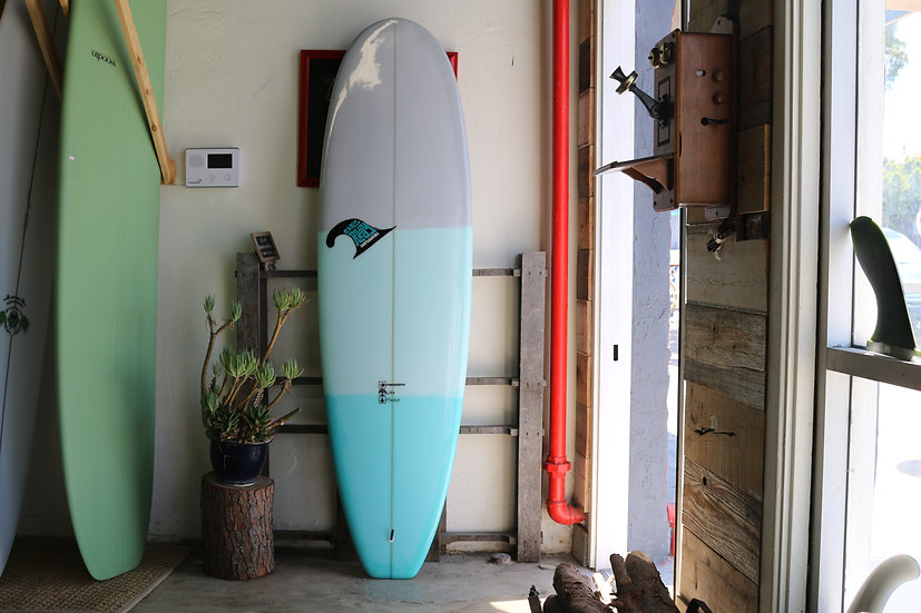 "6'8"" Chris Ruddy Surfboards"