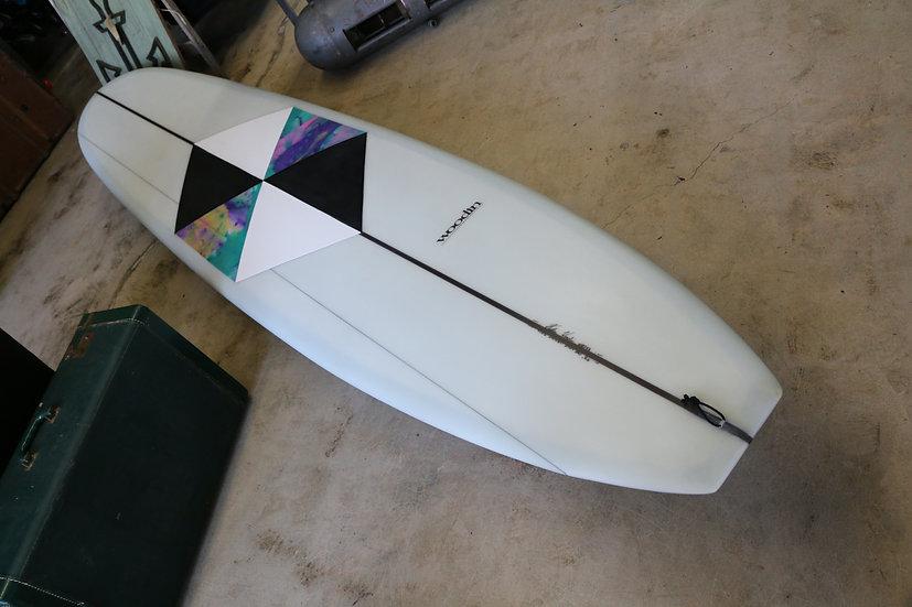 """9'8"""" Woodin Surfboards"""