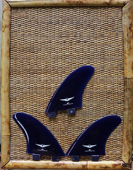 Blue Skip Frye Thruster