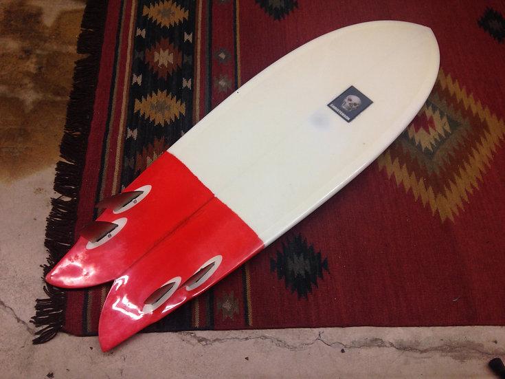 "6'2"" Christenson Surfboards"