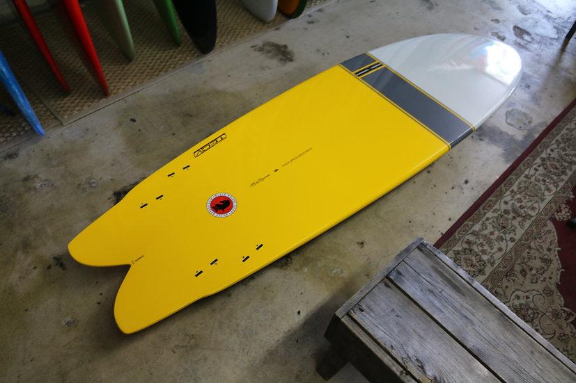 "7'6"" Hynson Surfboards"