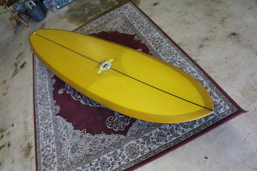 8' Larry Mabile Surfboards