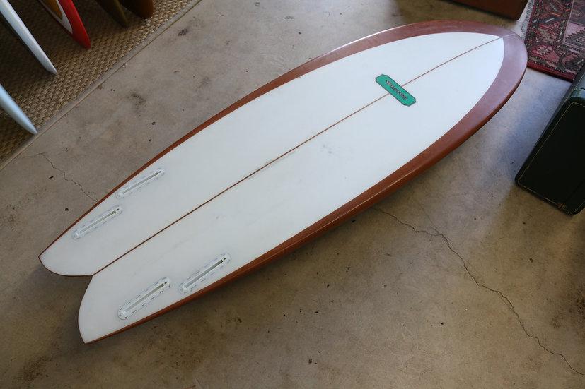 "6'0""  Weston Surfboards"