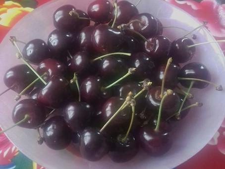Miam - Le temps des cerises