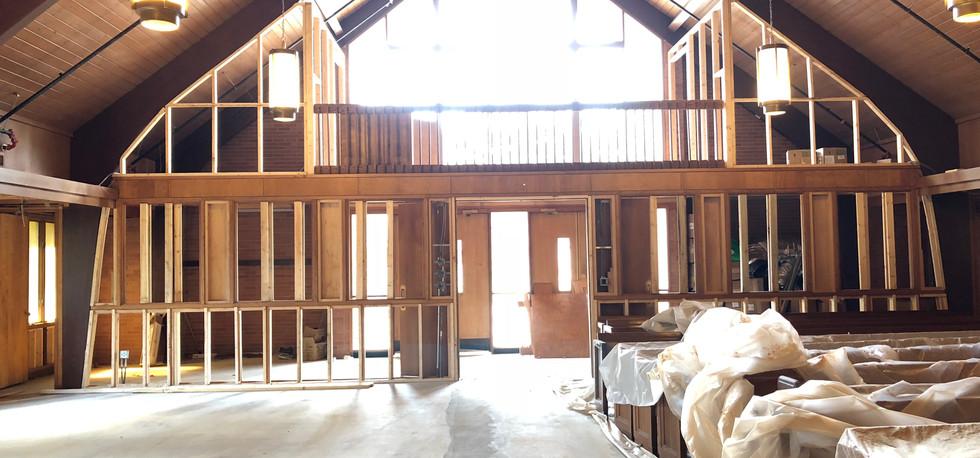 Framing in Sanctuary
