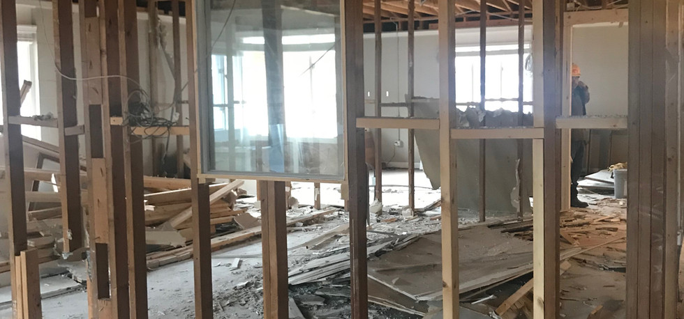 Gutted Offices