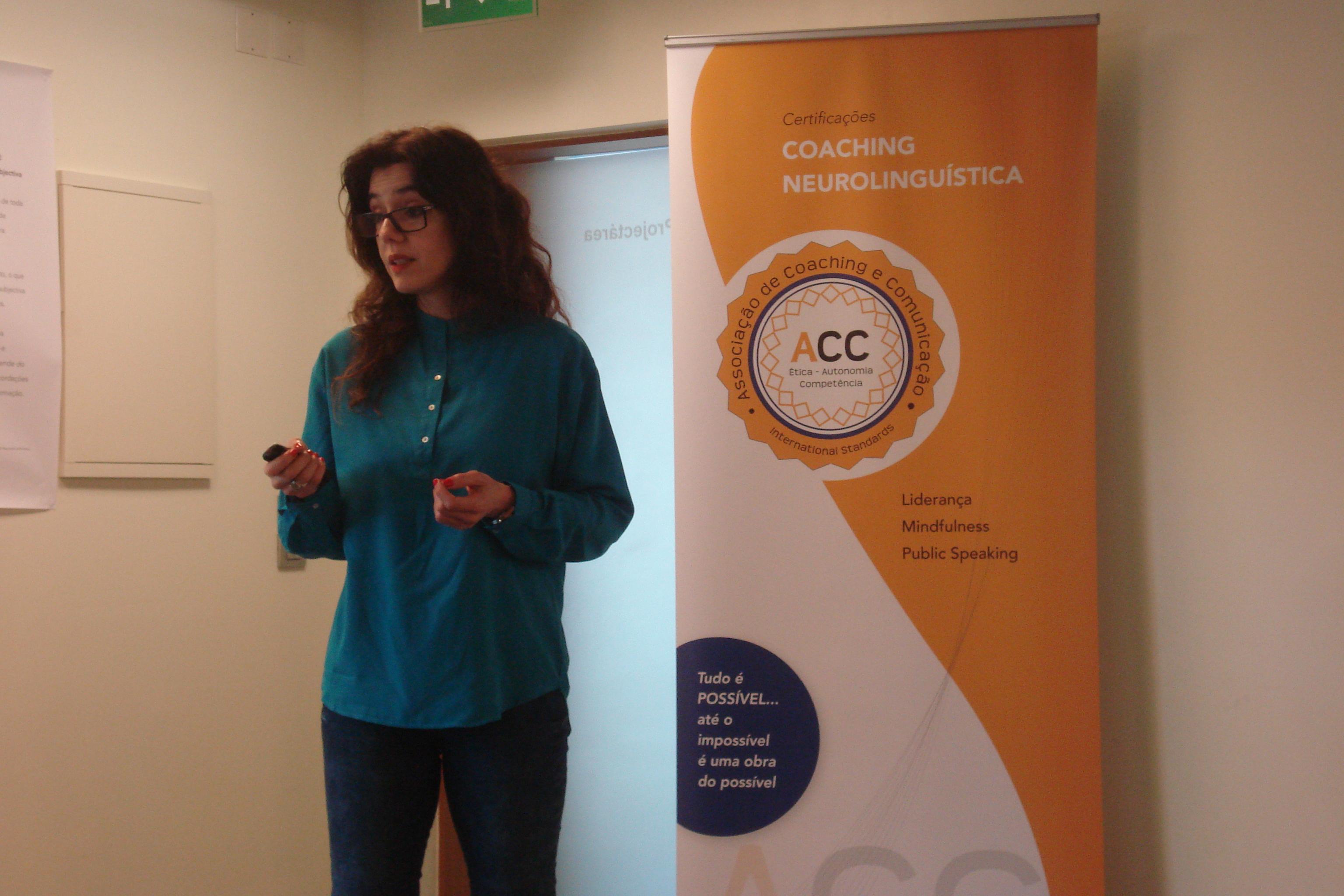 Maria João - Linguagem Corporal
