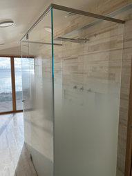 Shower Glass Printing