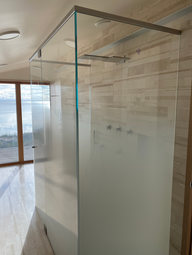 Shower Glass Printing