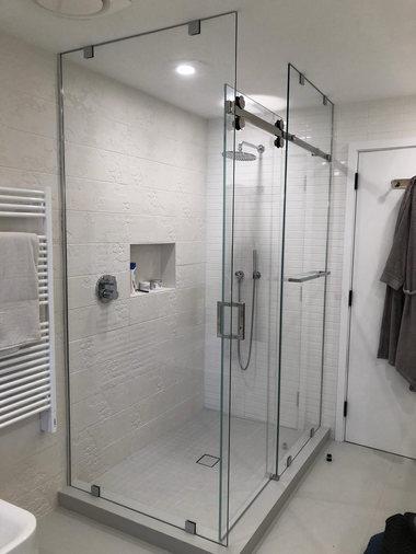 Shower Slider