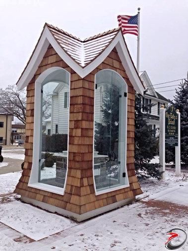 Glass Enclosures
