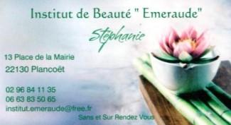 "Institut De Beauté ""Emeraude"""