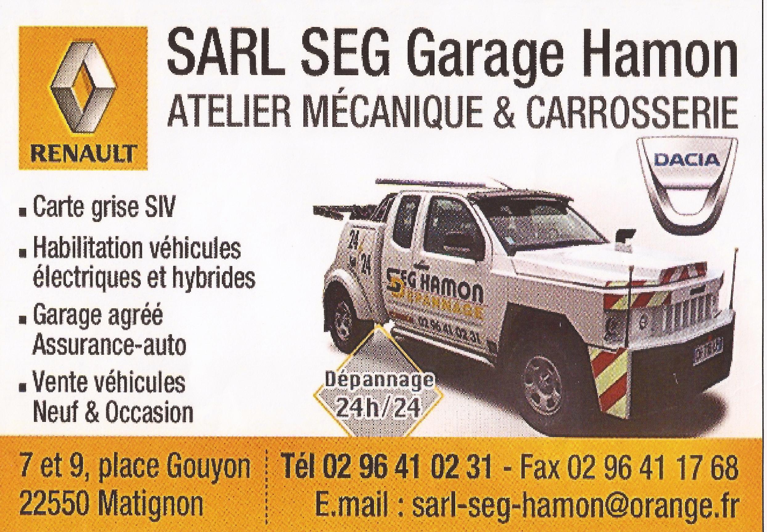48 GARAGE HAMON - MATIGNON