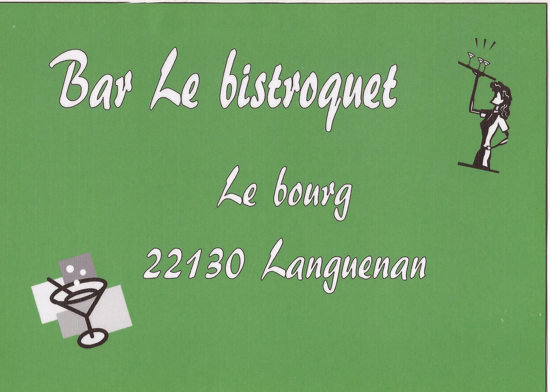 44 BAR LE BISTROQUET - LANGUENAN