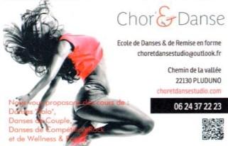 chor et danse studio