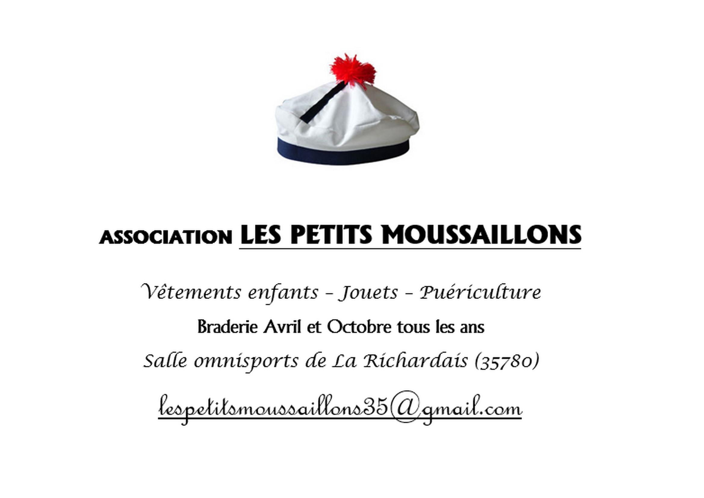ASSOCIATION LES PETITS MOUSSAILLONS