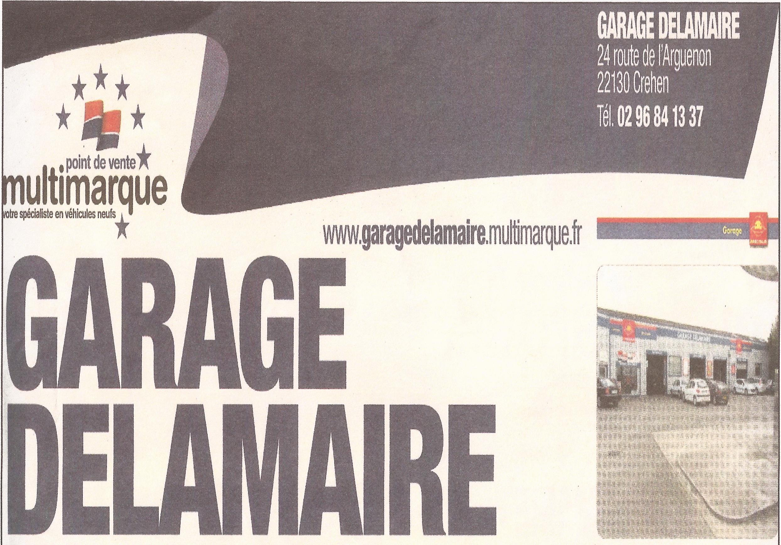 37 GARAGE DELAMAIRE - CREHEN