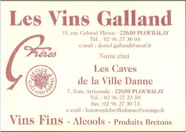 Les Vins Galland