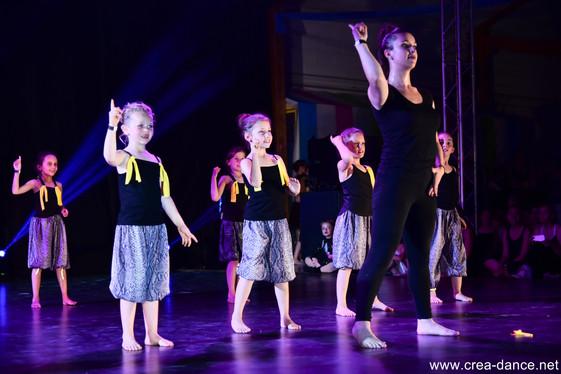 DANCE SHOW 19 - Initiation 6-7 ans (112)
