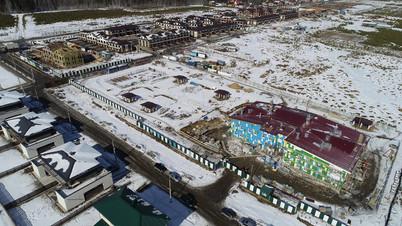 мкр. «Хрустальный парк», строительство детского сада