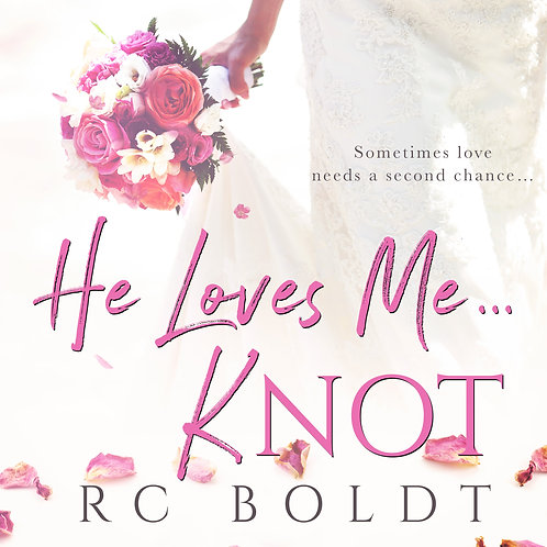 Audiobook Disc—He Loves Me...KNOT, narrated by Samantha Summers & Jacob Morgan
