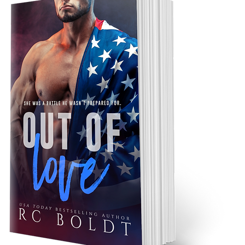 Signed Paperback—Out of Love