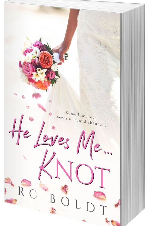 *Imperfect* Paperback—He Loves Me...KNOT