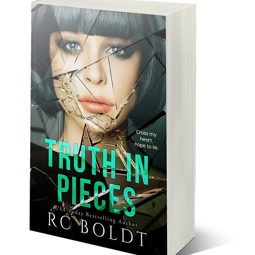 Signed Paperback—Truth in Pieces