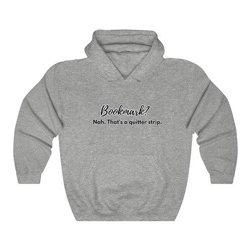 """Bookmark"" Unisex Heavy Blend™ Hooded Sweatshirt"