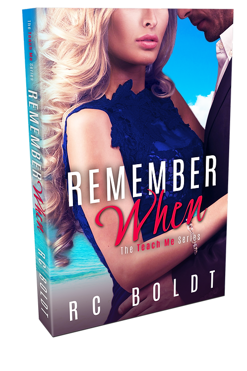 *Imperfect* Signed Paperback—Remember When