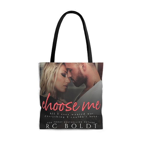 Choose Me 'I Choose Hollis Barnes'' Tote Bag