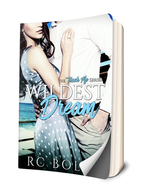 *Imperfect* Signed Paperback—Wildest Dream