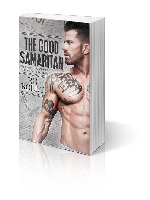 *Imperfect* Signed Paperback—The Good Samaritan