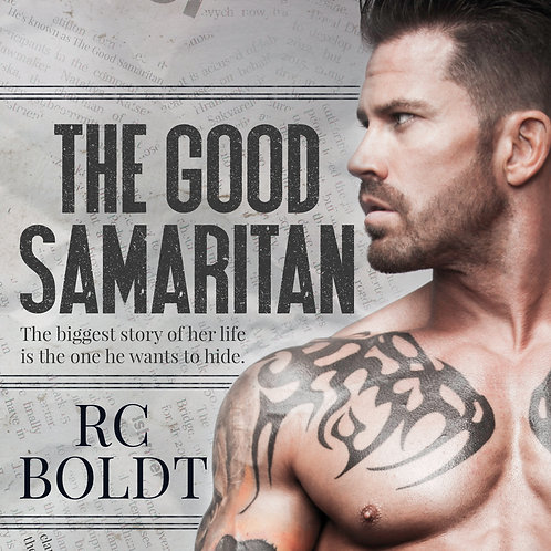 Audiobook Disc—The Good Samaritan, narrated by Marisa Vitali & Lance Greenfield