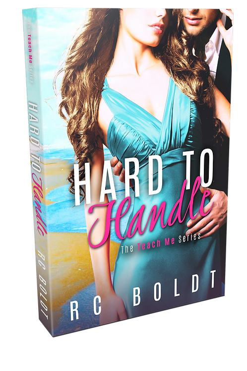 *Imperfect* Signed Paperback—Hard To Handle