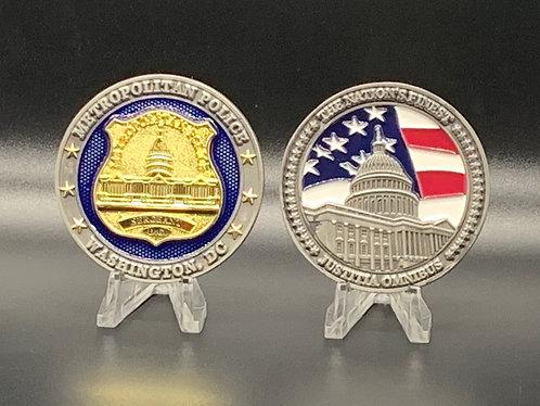 Metropolitan Police Sergeants coin