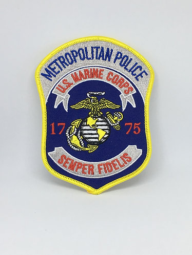 MPDC Marine Corps Patch