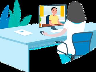 Restons en contact grâce aux séances en télé-consultation