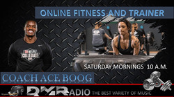 ONLINE FITNESS TRAINER ACE BOOG