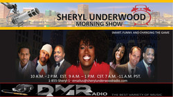 SHERYL UNDERWOOD MORNING SHOW