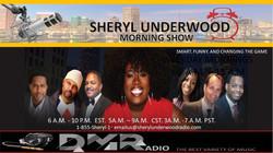 SHERYL UNDERWOOD MORNING SHOW