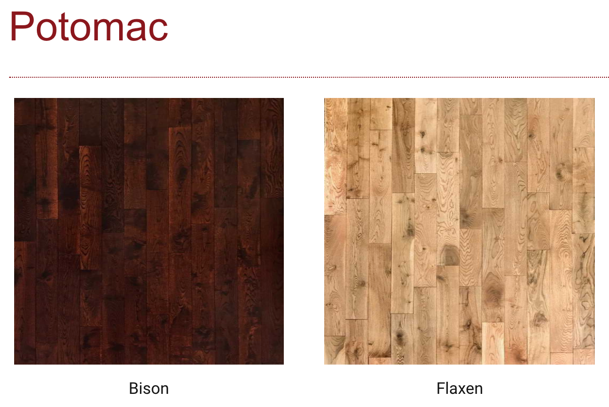 HS001 Eastern Hardwood Potamoc Smooth Oa