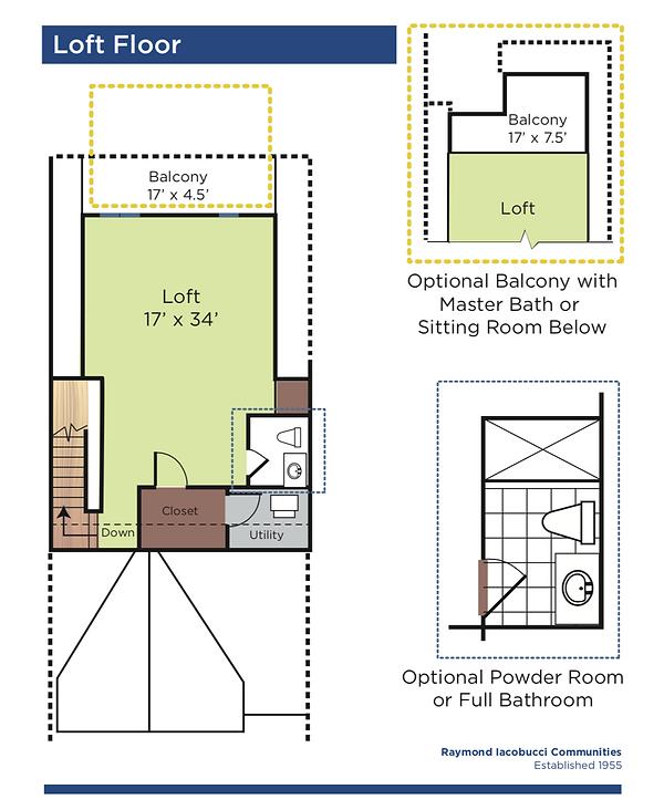 Brandyine Loft Options.png