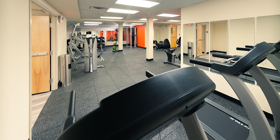 One-on-One Personal Training or Orientation to the Strength & Conditioning Room