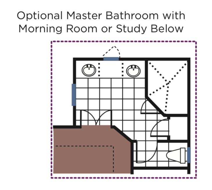 Brandywine Master Bath w_ Morning Rm or