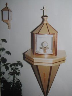 Tabernacle d'adoration